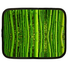 Bamboo Netbook Case (xl)
