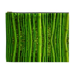 Bamboo Cosmetic Bag (XL)