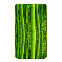 Bamboo Memory Card Reader (rectangular)