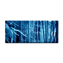 Blue Bamboo Hand Towel