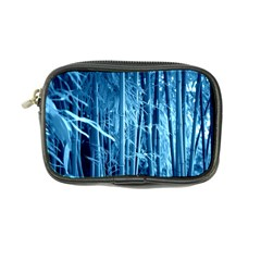 Blue Bamboo Coin Purse