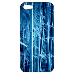 Blue Bamboo Apple Iphone 5 Hardshell Case