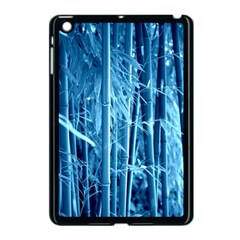 Blue Bamboo Apple iPad Mini Case (Black)