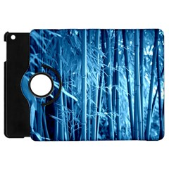 Blue Bamboo Apple iPad Mini Flip 360 Case