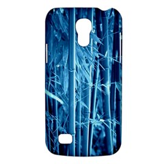 Blue Bamboo Samsung Galaxy S4 Mini Hardshell Case