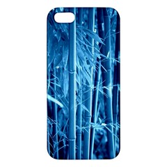 Blue Bamboo iPhone 5S Premium Hardshell Case