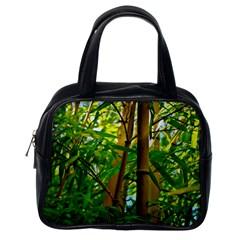 Bamboo Classic Handbag (One Side)