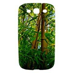 Bamboo Samsung Galaxy S III Hardshell Case