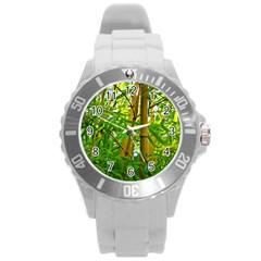 Bamboo Plastic Sport Watch (large)