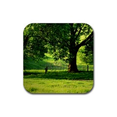 Trees Drink Coaster (square)
