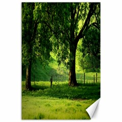 Trees Canvas 24  x 36  (Unframed)