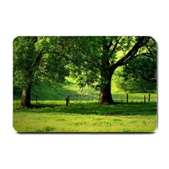 Trees Small Door Mat