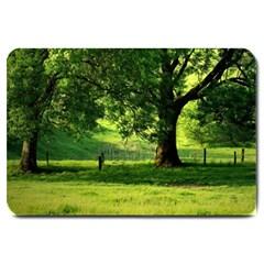 Trees Large Door Mat