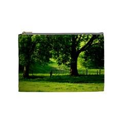 Trees Cosmetic Bag (Medium)