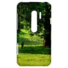 Trees HTC Evo 3D Hardshell Case