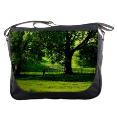Trees Messenger Bag