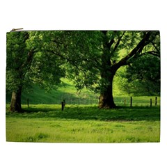 Trees Cosmetic Bag (XXL)