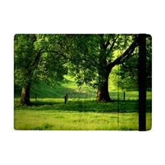Trees Apple iPad Mini Flip Case