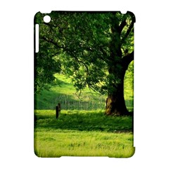 Trees Apple Ipad Mini Hardshell Case (compatible With Smart Cover)