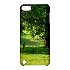 Trees Apple Ipod Touch 5 Hardshell Case With Stand
