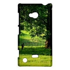 Trees Nokia Lumia 720 Hardshell Case
