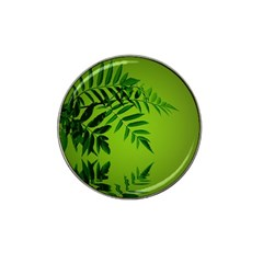 Leaf Golf Ball Marker 4 Pack (for Hat Clip)