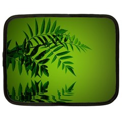Leaf Netbook Case (Large)