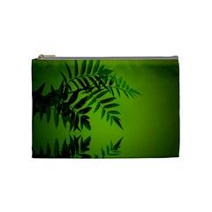 Leaf Cosmetic Bag (medium)