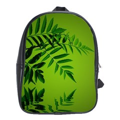 Leaf School Bag (Large)