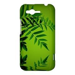 Leaf HTC Rhyme Hardshell Case