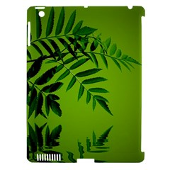 Leaf Apple iPad 3/4 Hardshell Case (Compatible with Smart Cover)