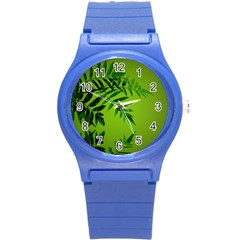 Leaf Plastic Sport Watch (Small)