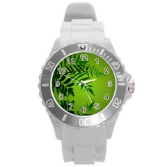Leaf Plastic Sport Watch (Large)