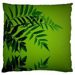 Leaf Large Cushion Case (Two Sided)