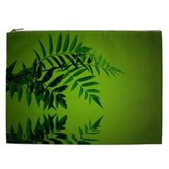 Leaf Cosmetic Bag (xxl)