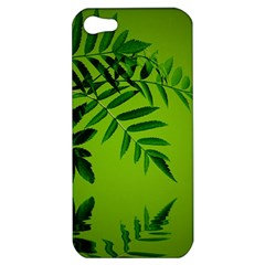 Leaf Apple Iphone 5 Hardshell Case