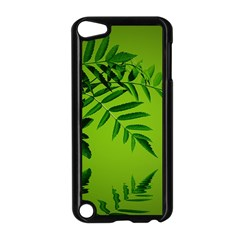 Leaf Apple Ipod Touch 5 Case (black)