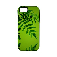 Leaf Apple Iphone 5 Classic Hardshell Case (pc+silicone)