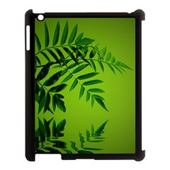 Leaf Apple Ipad 3/4 Case (black)