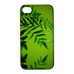Leaf Apple iPhone 4/4S Hardshell Case with Stand