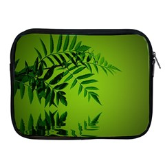 Leaf Apple iPad 2/3/4 Zipper Case