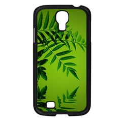 Leaf Samsung Galaxy S4 I9500/ I9505 Case (black)