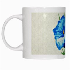 Enzian White Coffee Mug