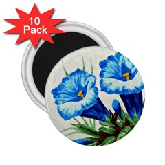 Enzian 2 25  Button Magnet (10 Pack)