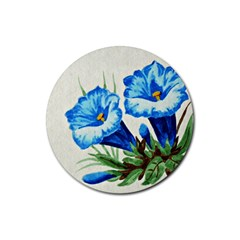 Enzian Drink Coasters 4 Pack (Round)