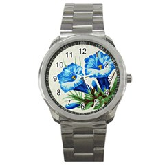 Enzian Sport Metal Watch