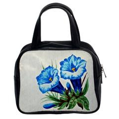 Enzian Classic Handbag (Two Sides)