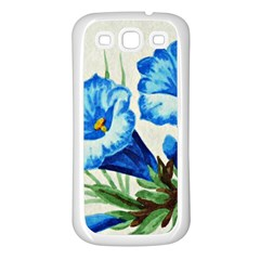 Enzian Samsung Galaxy S3 Back Case (White)