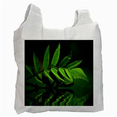 Leaf Recycle Bag (Two Sides)