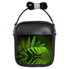 Leaf Girl s Sling Bag